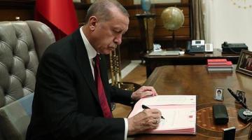 Resmi Gazete'de yayımlandı! Erdoğan'dan yeni genelge