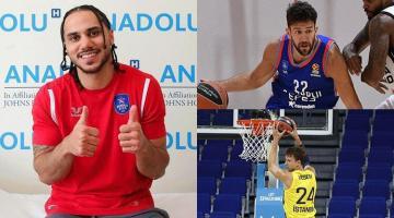 Avrupa basketbolunun en çok kazanan isimleri açıklandı! Larkin, Micic, Vesely listede…