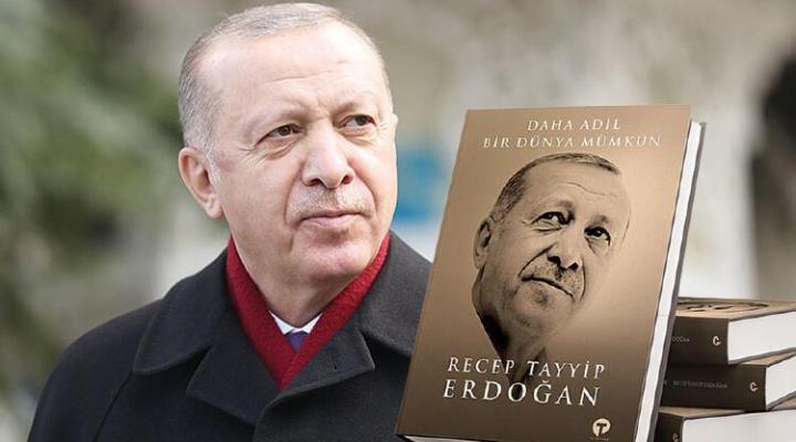 Erdoğan'dan Daha Adil Bir Dünya Mümkün kitabı