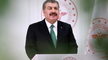 Sağlık Bakanı Fahrettin Koca 'günaydın' deyip uyardı! Yüz yüze eğitimin devam etmesi için…