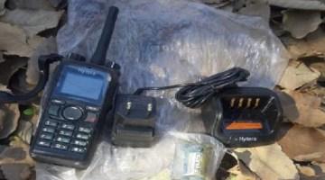 Terör operasyonları PKK'nın iletişim ağlarını da kesti! Son 4 yılda 951 telsiz ele geçirildi