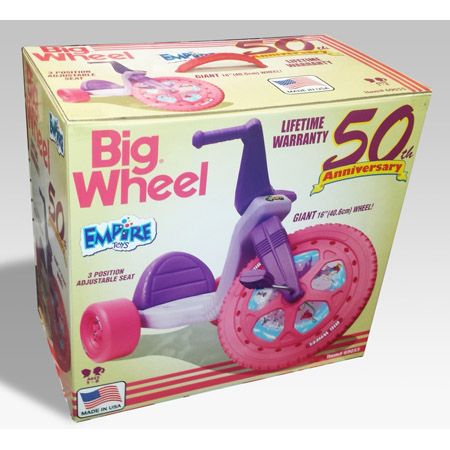 Big Wheel® Girls 50th Anniversary 16″