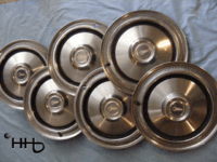 group view of hubcap # c14chry1975_7