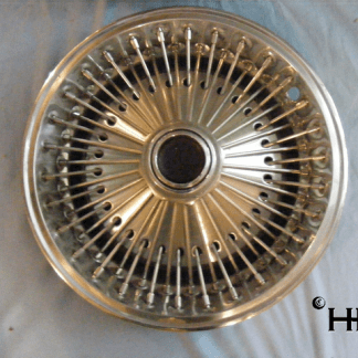front view of hubcap # w14chry1971_6