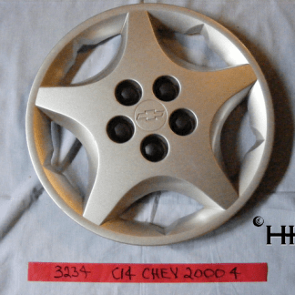 front view of hubcap # c14chev2000_4