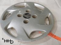 profile front view of hubcap # c14merc1998_4