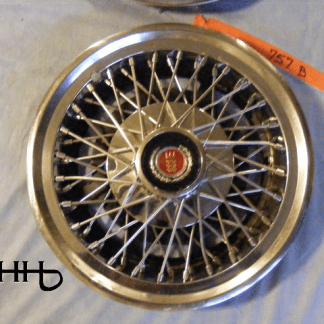front view of hubcap # w14ford1977_4
