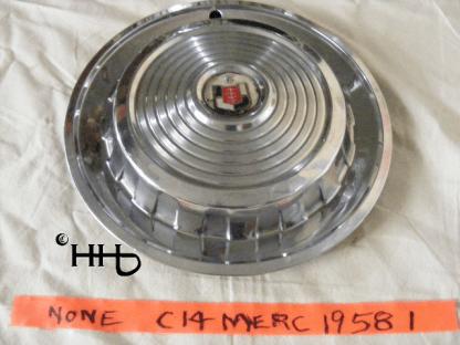 profile view of hubcap # c14merc1980_1