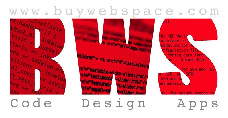 BuyWebSpace - Design, Hosting & Maintenance Logo