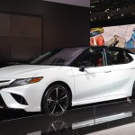2018 Toyota Camry Release Date