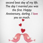 2nd Wedding Anniversary Wishes For Wife Tumblr