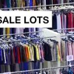 Wholesale Lots: Clothing – Types of Clothes Found in a Lot