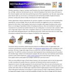 Choose the Most Productive and Cost-Effective Nacho Stand Supplies
