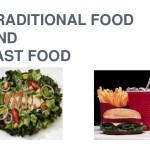 Fast Food Vs Traditional Food