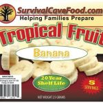 The Best Method for Long Term Survival Food Storage: Freeze Dried OR Dehydrated Foods?