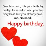 Good Morning And Happy Birthday My Love