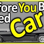 Used Cars – Looking to Buy A Used Car? – Tips For Buying