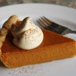 Perfect Pumpkin Pie Recipe: Easy Pumpkin Pie Crust For Thanksgiving Dinner