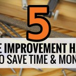 Top 5 Home Improvement Tips You Should Know