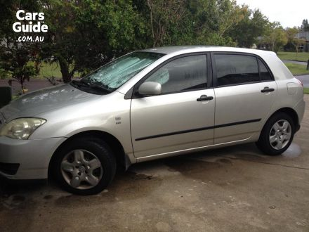 Used Toyota Corolla For Sale Under 5000 Buy Now