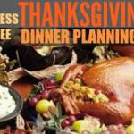 Your Stress-Free Thanksgiving Dinner Checklist