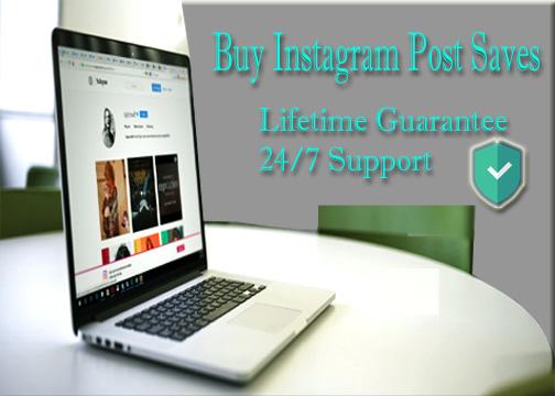 Buy Instagram Post Saves