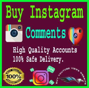 Buy Cheap Instagram comments