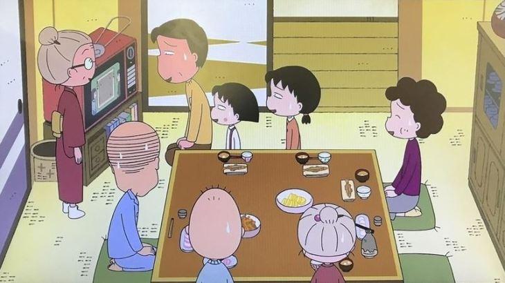 ちびまる子ちゃんのおばあちゃんが2人いる!分身!?ネットでは大盛り上がり。佐々木優子さんもびっくり。