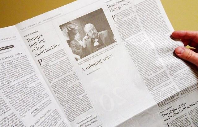 生きたまま切断され残酷に殺害されたカショギ氏。情熱溢れる最後のコラム全文と翻訳を掲載。ワシントン・ポスト紙の編集者の追悼に泣けた。