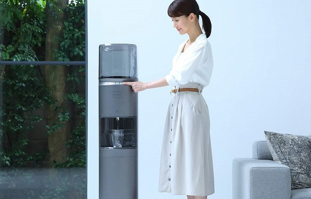 FRECIOUS dewoとFRECIOUS Slatで富士山銘水が自動で届く新時代へ!日本初!フレシャスIoTウォーターサーバーという選択。
