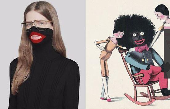 グッチ(GUCCI)がゴリウォーグ(Golliwogg)を意識してセーターを!?人種差別批判で発売中止したプラダマリアとの類似点と企業が心すべきこと。
