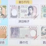 玉川徹「安倍・麻生紙幣!」とモーニングショーで新紙幣を安定の非難。新紙幣の改刷で偽造防止が急務だった理由は警察白書のデータでも分かる。