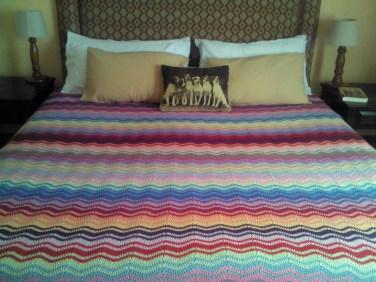 My big bed blanket