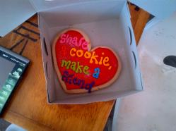 Charly's Bakery - my purchase!