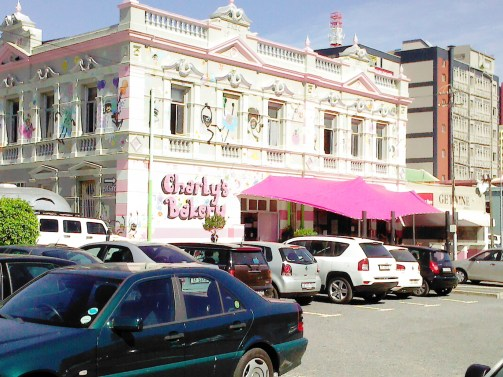 Charly's Bakery front