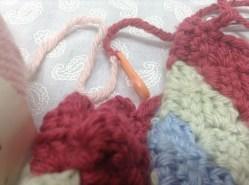 joining yarns