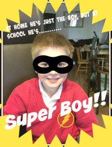 Buzymum - My Super Boy!