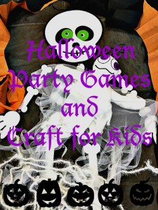 Buzymum - Halloween title image