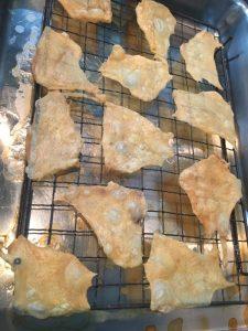 Buzymum - Crispy chicken skin