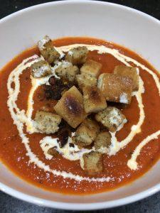 Buzymum - Tomato soup