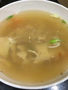 Buzymum - Virtuous Thai turkey broth