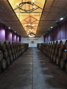 Buzymum - Barrels containing 800,000 bottles of wine!