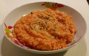 pumpkin risotto recipe