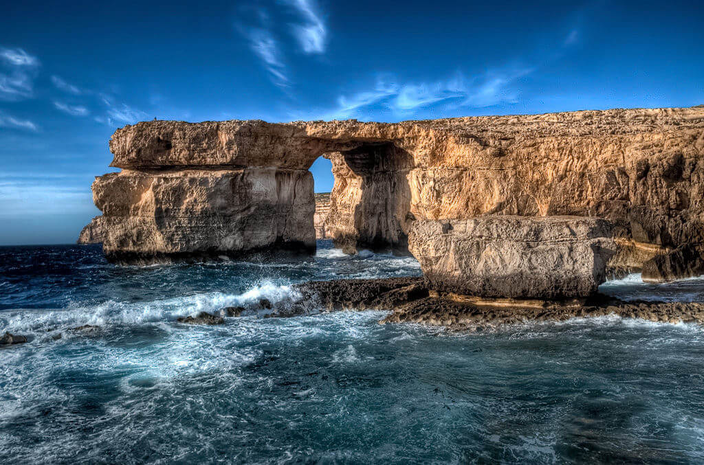 Azure Window Image Source: Flickr/Liam Farrugia