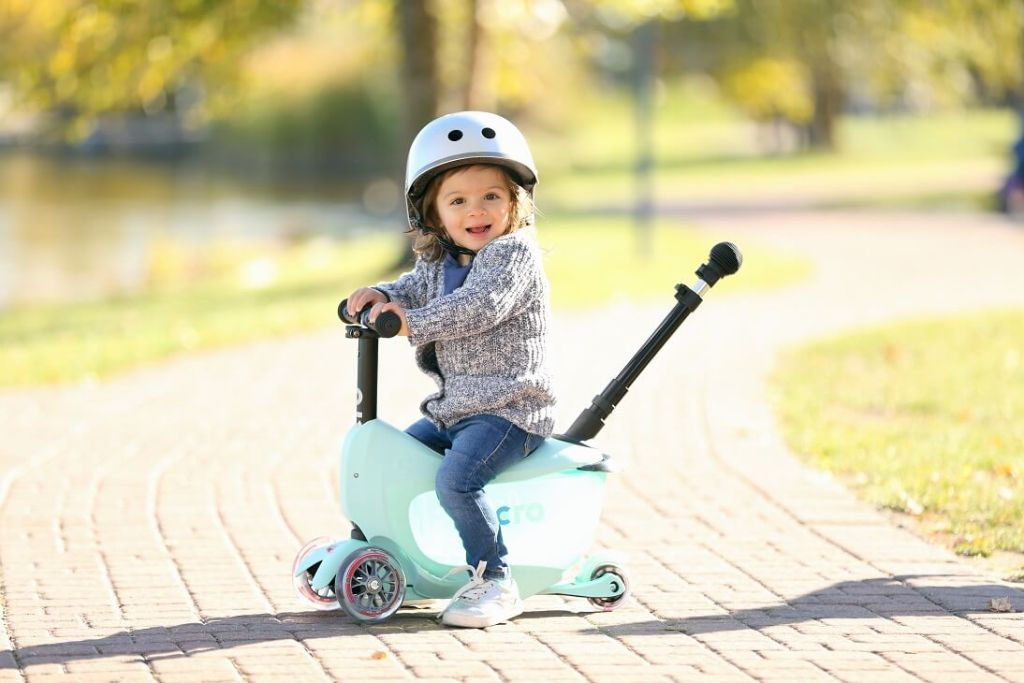 active kids scooter