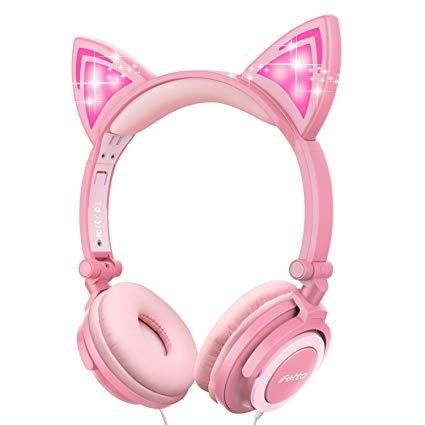 Beast cat ears headset