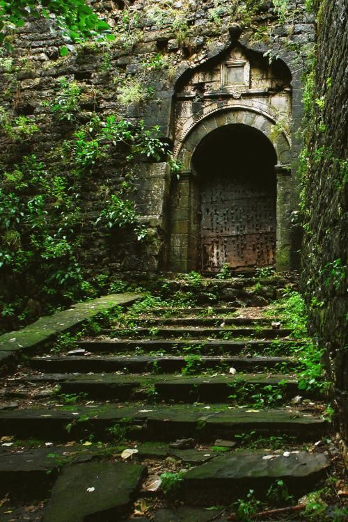 Places to see abandon house