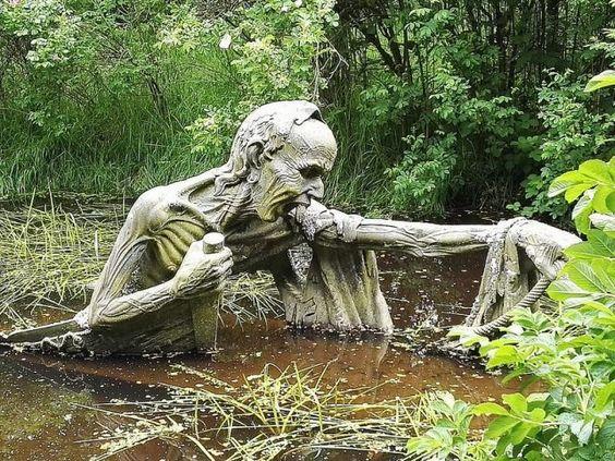 creepy things to see