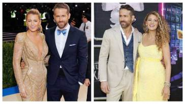 Ryan Reynolds and Blake celebrity couples