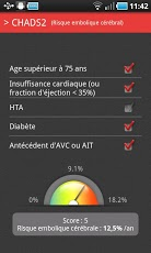 Meda Cardio : application mobile pour les cardiologues